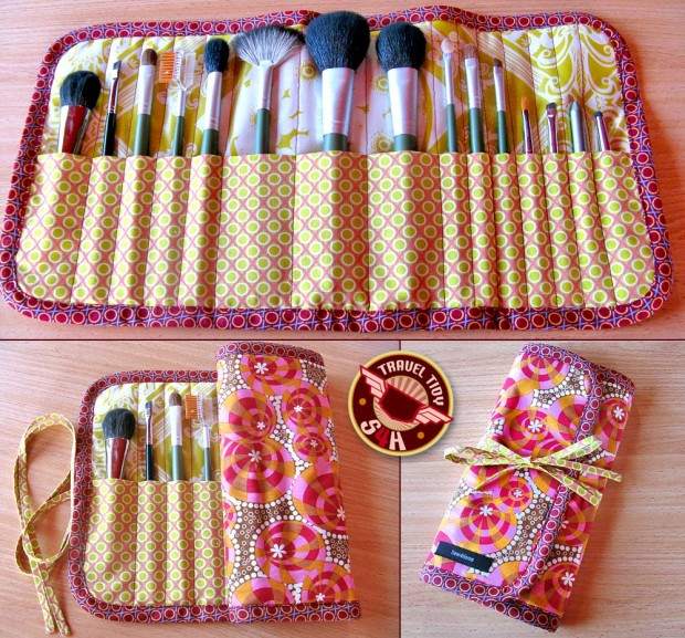 Best ideas about DIY Makeup Storage Ideas . Save or Pin 17 Great DIY Makeup Organization and Storage Ideas Style Now.