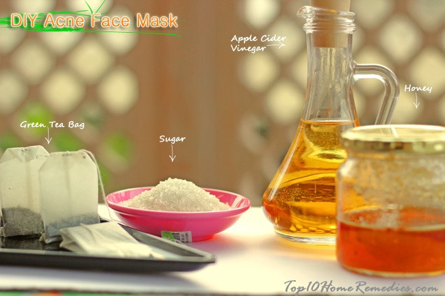 Best ideas about DIY Mask For Acne . Save or Pin Top 3 DIY Homemade Acne Face Masks with Now.