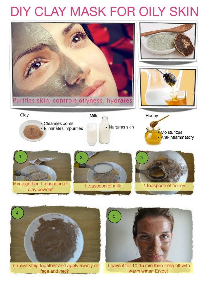 Best ideas about DIY Mask For Acne . Save or Pin 36 best Clay Mask Recipes images on Pinterest Now.