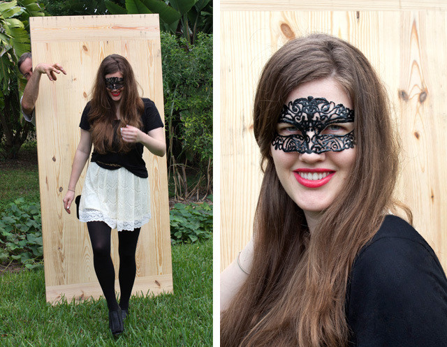 Best ideas about DIY Masquerade Mask . Save or Pin Masquerade Mask DIY 4 Now.