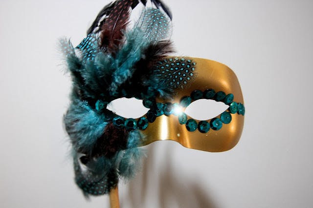 Best ideas about DIY Masquerade Mask . Save or Pin DIY Masquerade Mask Ideas Now.