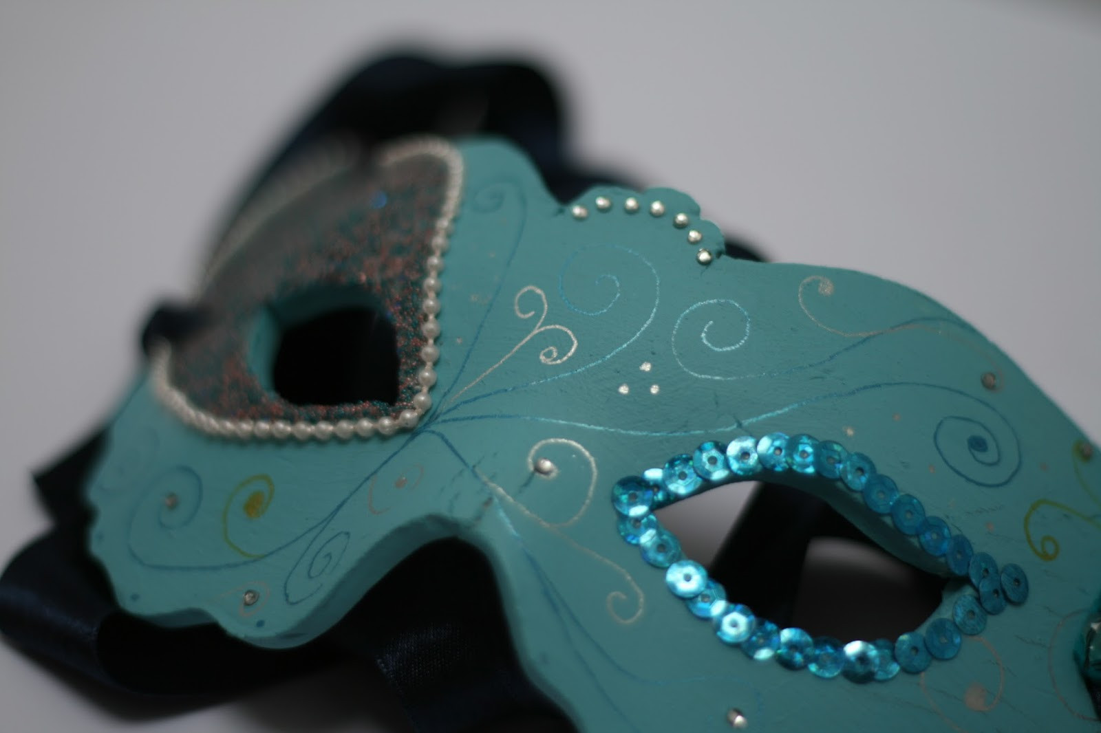 Best ideas about DIY Masquerade Masks . Save or Pin Masquerade Mask DIY Oh Gosh Now.