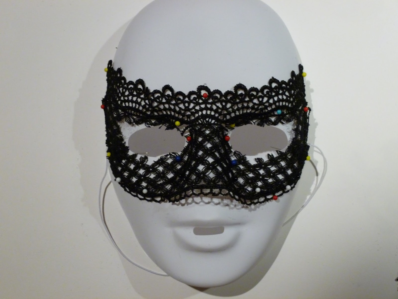 Best ideas about DIY Masquerade Masks . Save or Pin SickChick DIY Lace Masquerade Mask Now.