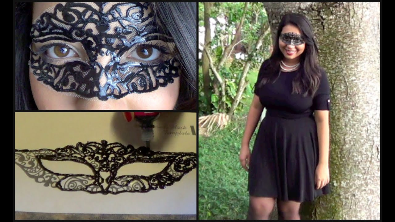 Best ideas about DIY Masquerade Masks . Save or Pin DIY l Masquerade Mask & plete Costume Now.