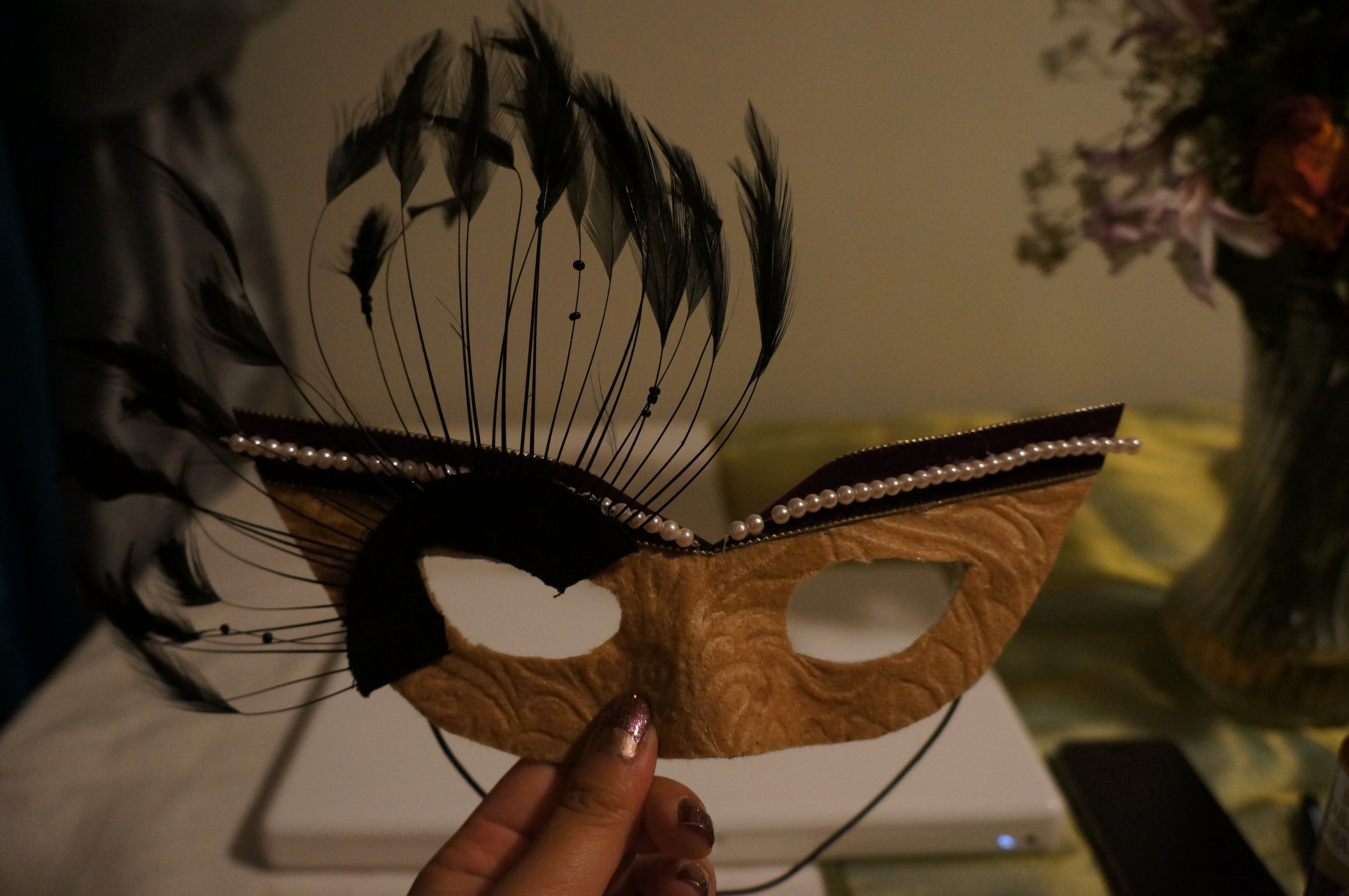 Best ideas about DIY Masquerade Masks . Save or Pin DIY Masquerade Mask Now.