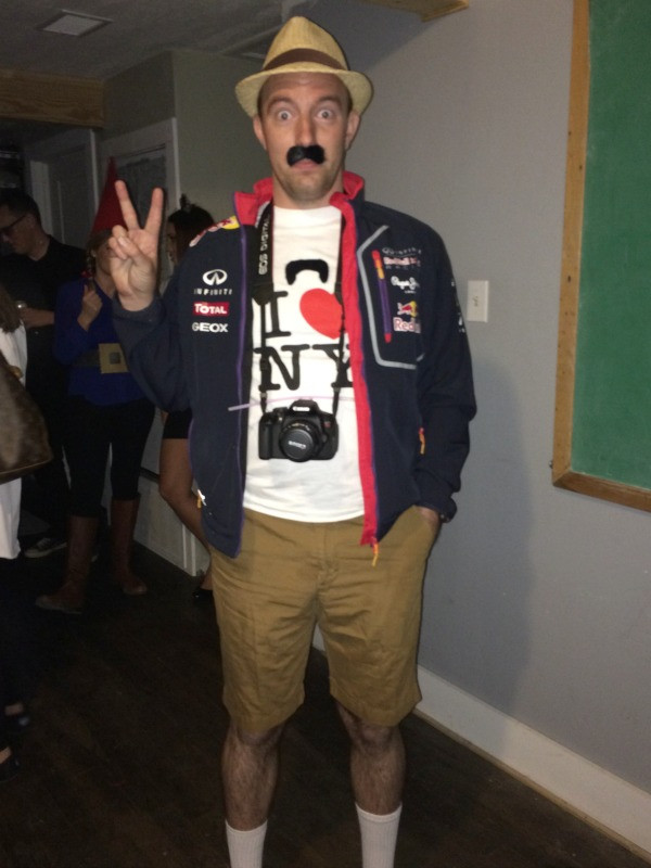Best ideas about DIY Mens Halloween Costumes . Save or Pin 44 Homemade Halloween Costumes for Adults C R A F T Now.