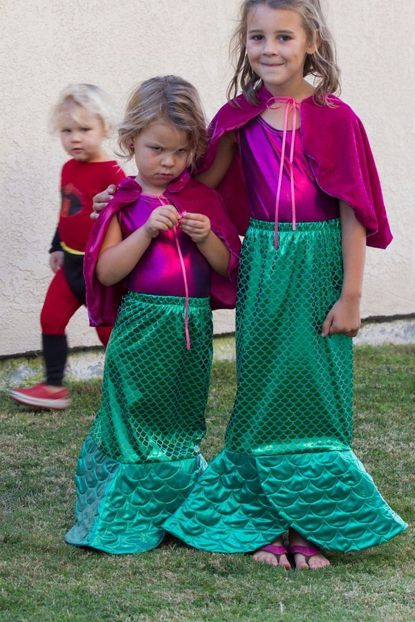 Best ideas about DIY Mermaid Costume For Kids . Save or Pin Best 25 Mermaid costume kids ideas on Pinterest Now.
