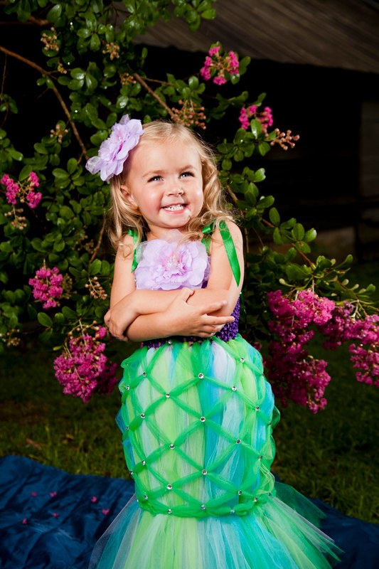 Best ideas about DIY Mermaid Costume For Kids . Save or Pin DIY Kids Costumes Now.
