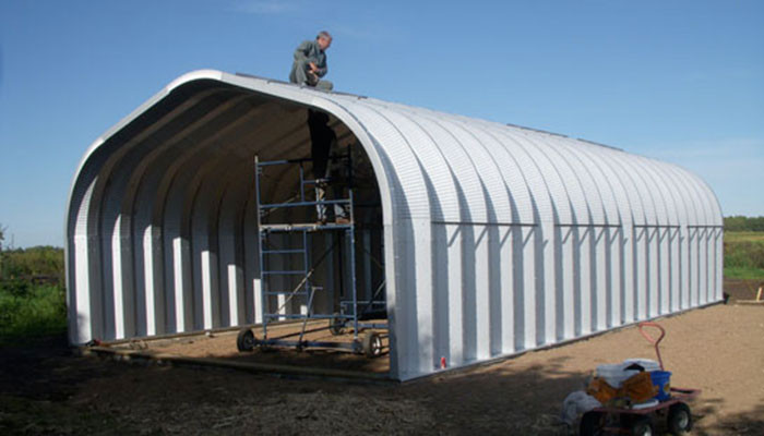 Best ideas about DIY Metal Building Kits . Save or Pin Prefabricated Steel Buildings & Kits Now.