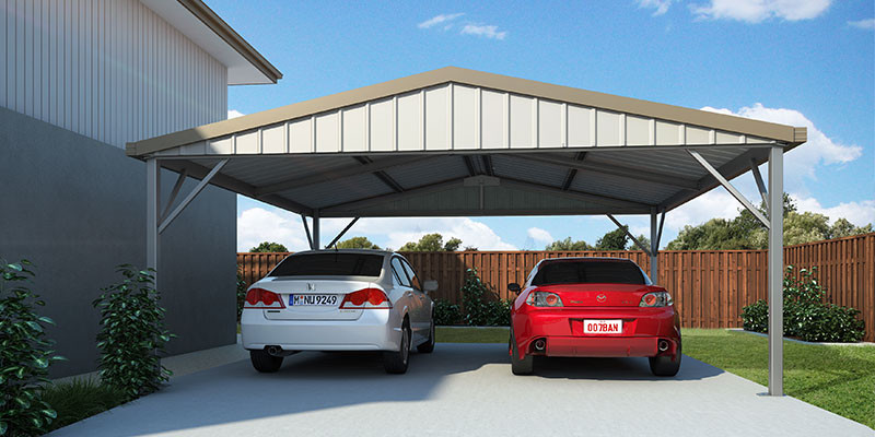 Best ideas about DIY Metal Carports Kits . Save or Pin Steel DIY Carports Now.