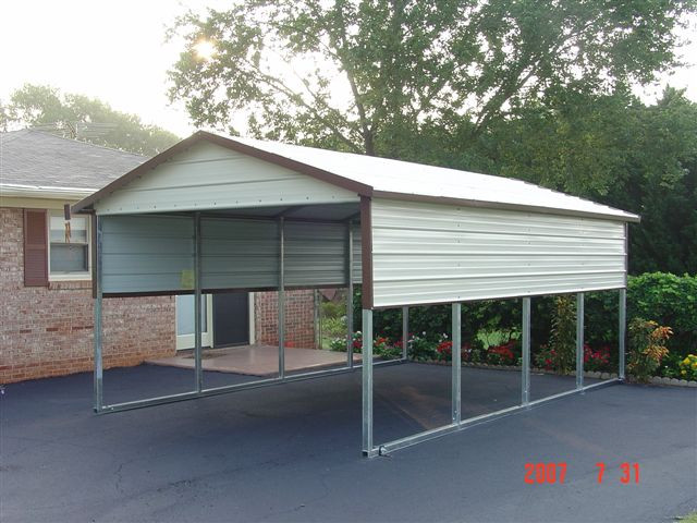 Best ideas about DIY Metal Carports Kits . Save or Pin Carport Kits DIY Carports Now.