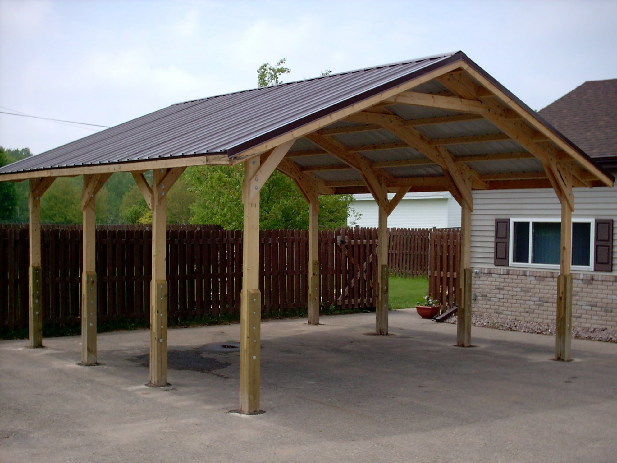 Best ideas about DIY Metal Carports Kits . Save or Pin Tarp Canopy Kits & Tarp Carport Mehr Now.