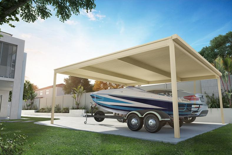 Best ideas about DIY Metal Carports Kits . Save or Pin New DIY Carport Kit solution from Lysaght Now.