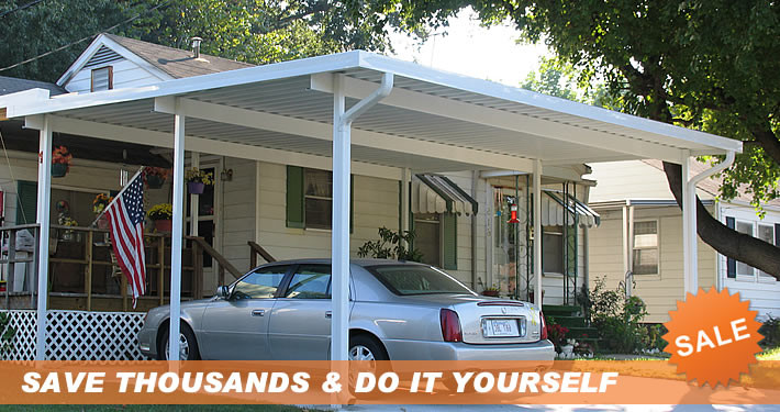 Best ideas about DIY Metal Carports Kits . Save or Pin Stain For Wood Floors Do It Yourself Carport Designs Now.