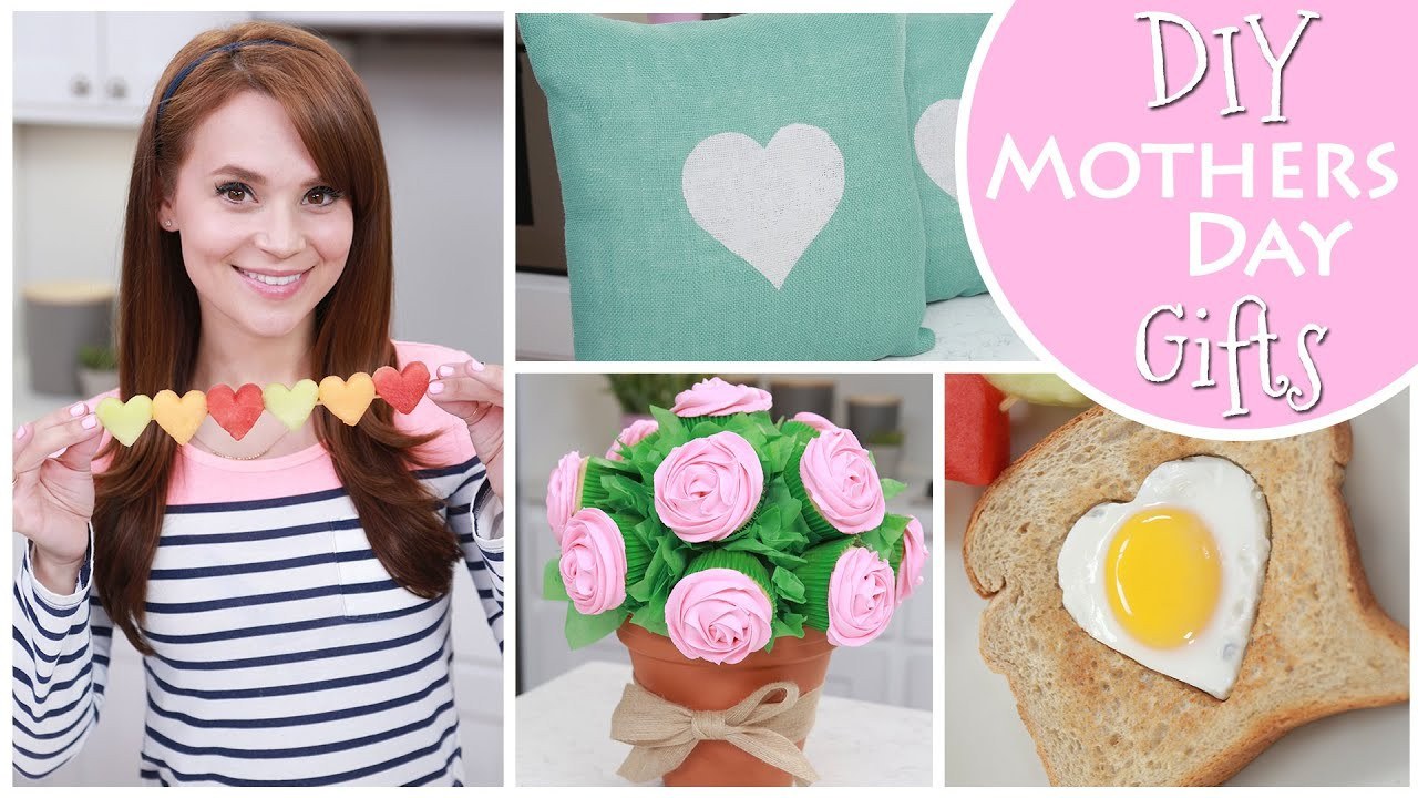 Best ideas about DIY Mother Day Gifts . Save or Pin DIY MOTHERS DAY GIFT IDEAS Now.