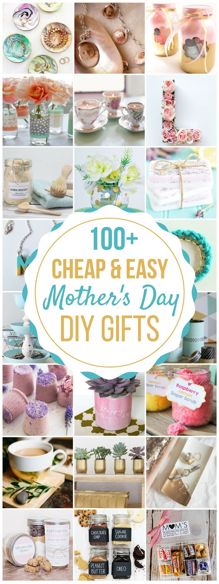 Best ideas about DIY Mother Day Gifts . Save or Pin 17 Best images about Homemade Gift Ideas on Pinterest Now.