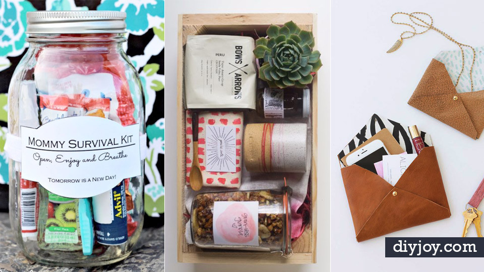 Best ideas about DIY Mother Day Gifts . Save or Pin 45 Inexpensive DIY Mothers Day Gift Ideas Now.