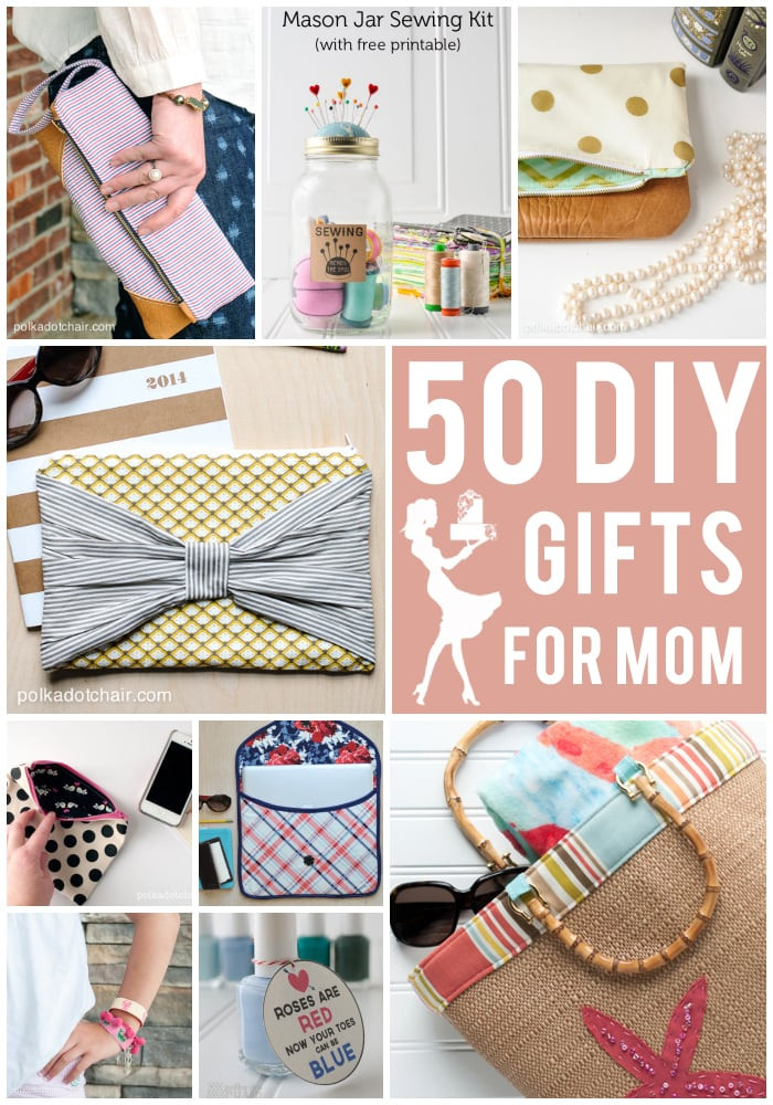 Best ideas about DIY Mother Day Gifts . Save or Pin 50 DIY Mother s Day Gift Ideas Now.
