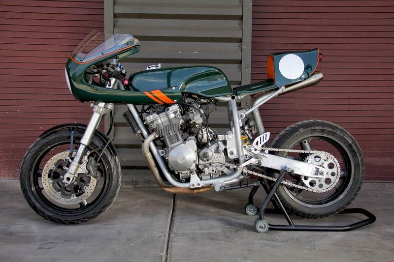 Best ideas about DIY Motorcycle Kit . Save or Pin DIY KIT MOTORCYCLE Cafe Racer Kit RocketGarage Cafe Now.