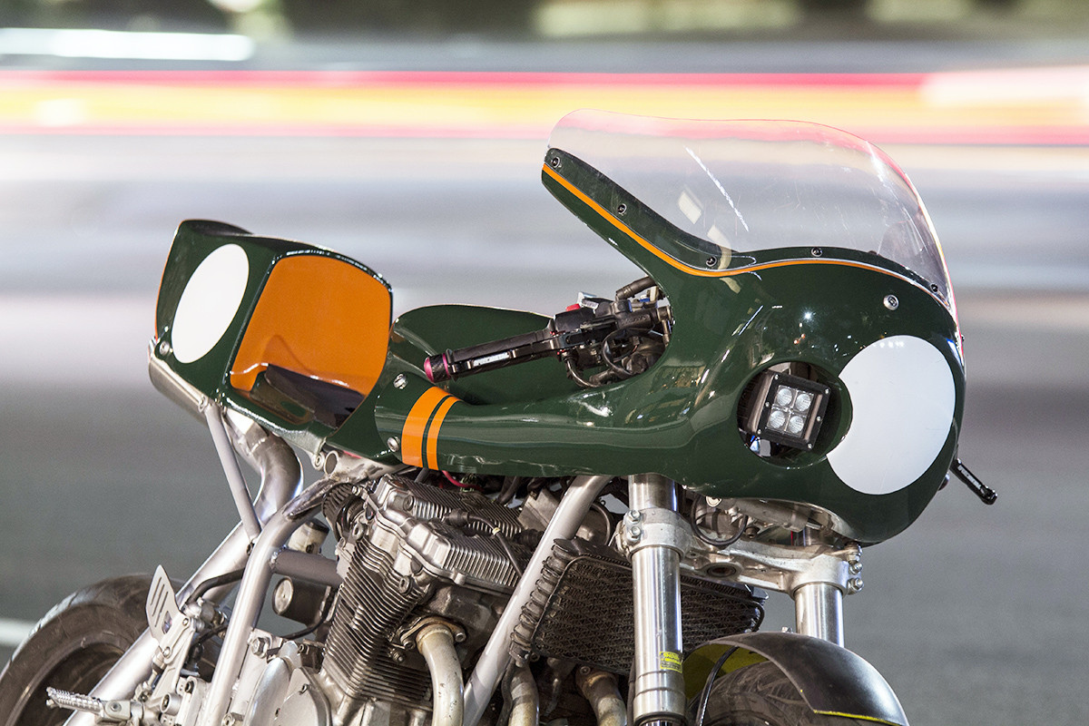Best ideas about DIY Motorcycle Kit . Save or Pin DIY Delight Moto8ight cafe racer kit Now.