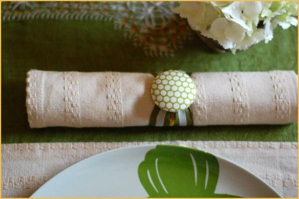 Best ideas about DIY Napkin Rings For Weddings . Save or Pin DIY Wedding Napkin Rings ce Wed Now.
