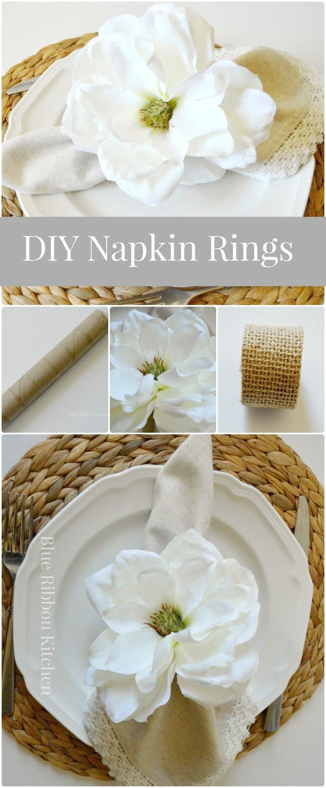 Best ideas about DIY Napkin Rings For Weddings . Save or Pin 25 best ideas about Napkin rings on Pinterest Now.