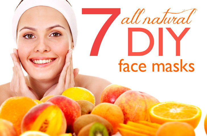 Best ideas about DIY Natural Face Mask . Save or Pin 7 DIY face masks for healthy gorgeous spring skin Now.