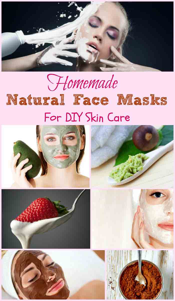Best ideas about DIY Natural Face Mask . Save or Pin Homemade Natural Facial Masks Winter Edition Now.