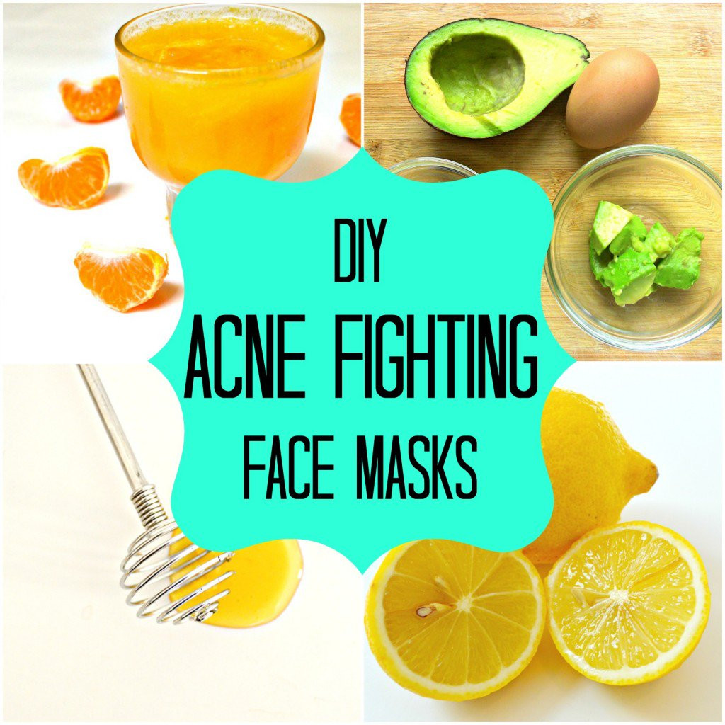 Best ideas about DIY Natural Face Mask . Save or Pin DIY Natural Homemade Face Masks for Acne Cure Now.