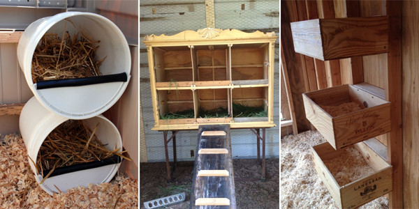 Best ideas about DIY Nest Box . Save or Pin 20 Easy & Cheap DIY Chicken Nesting Boxes Now.