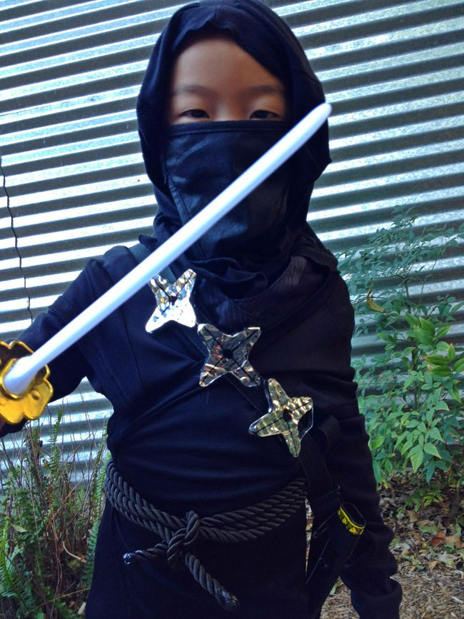 Best ideas about DIY Ninja Mask . Save or Pin 25 best ideas about Ninja costumes on Pinterest Now.
