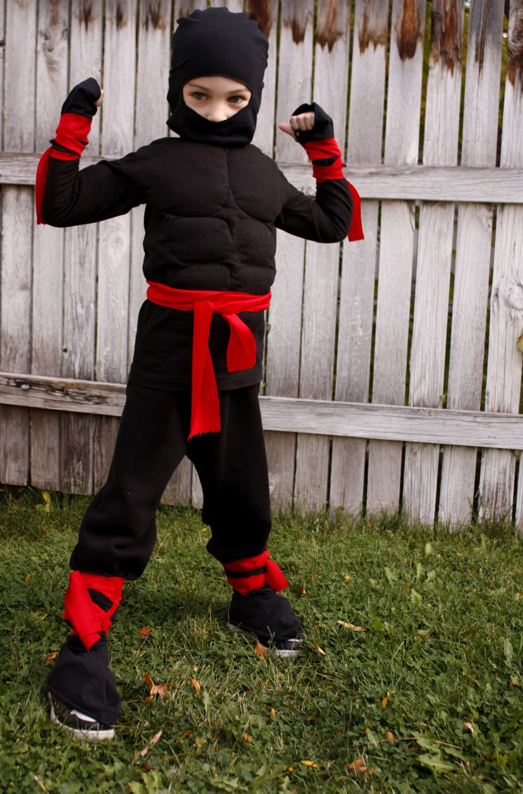 Best ideas about DIY Ninja Mask . Save or Pin ninja costume Now.