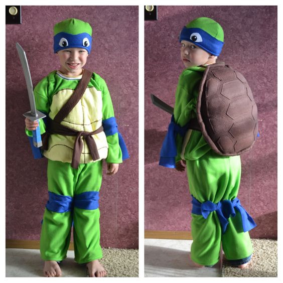 Best ideas about DIY Ninja Turtle Costumes . Save or Pin homemade ninja turtle costume My Creations Now.