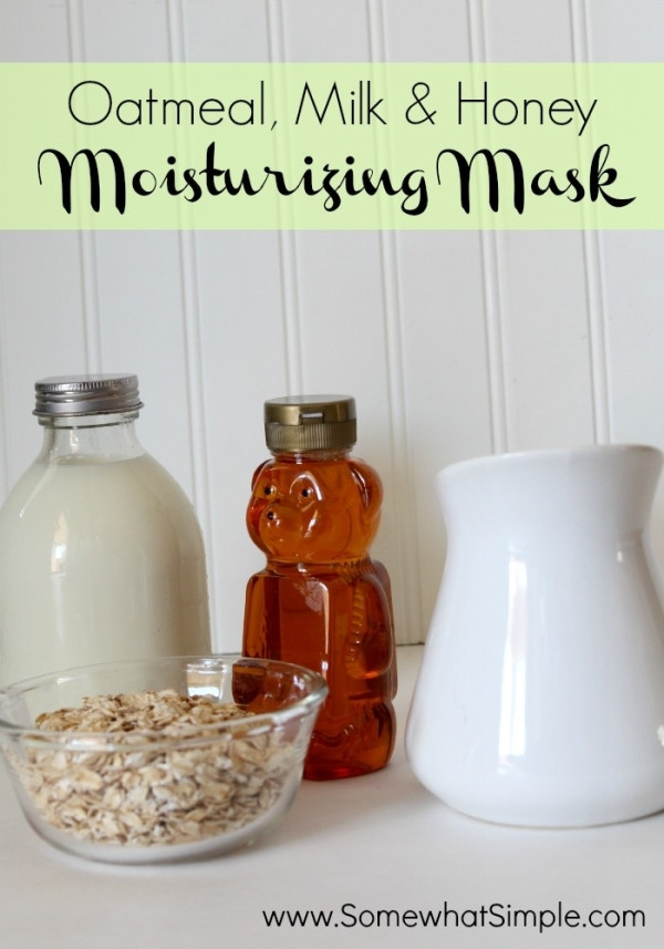 Best ideas about DIY Oatmeal Mask . Save or Pin Simple honey & oatmeal facial mask Perfect for Now.