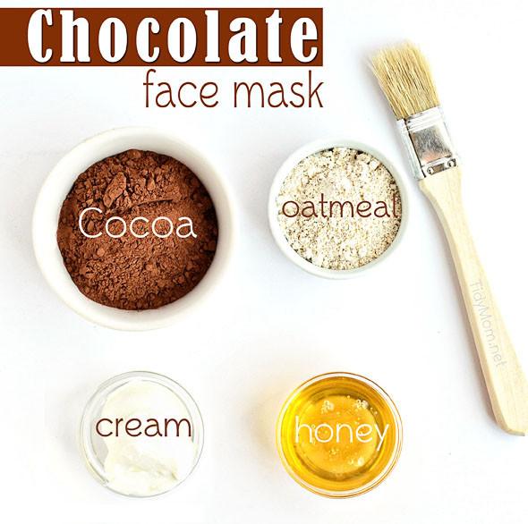 Best ideas about DIY Oatmeal Mask . Save or Pin Chocolate Oatmeal Face Mask Now.