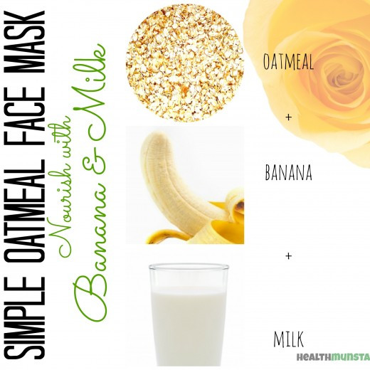 Best ideas about DIY Oatmeal Mask . Save or Pin DIY Homemade Oatmeal Face Mask Recipes Now.