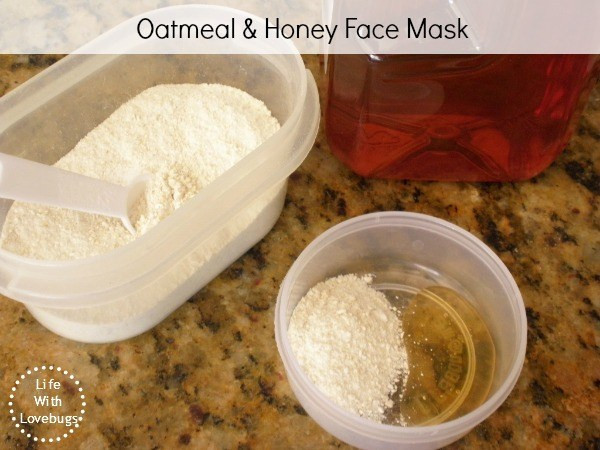 Best ideas about DIY Oatmeal Mask . Save or Pin Oatmeal & Honey Face Mask Life With Lovebugs Now.