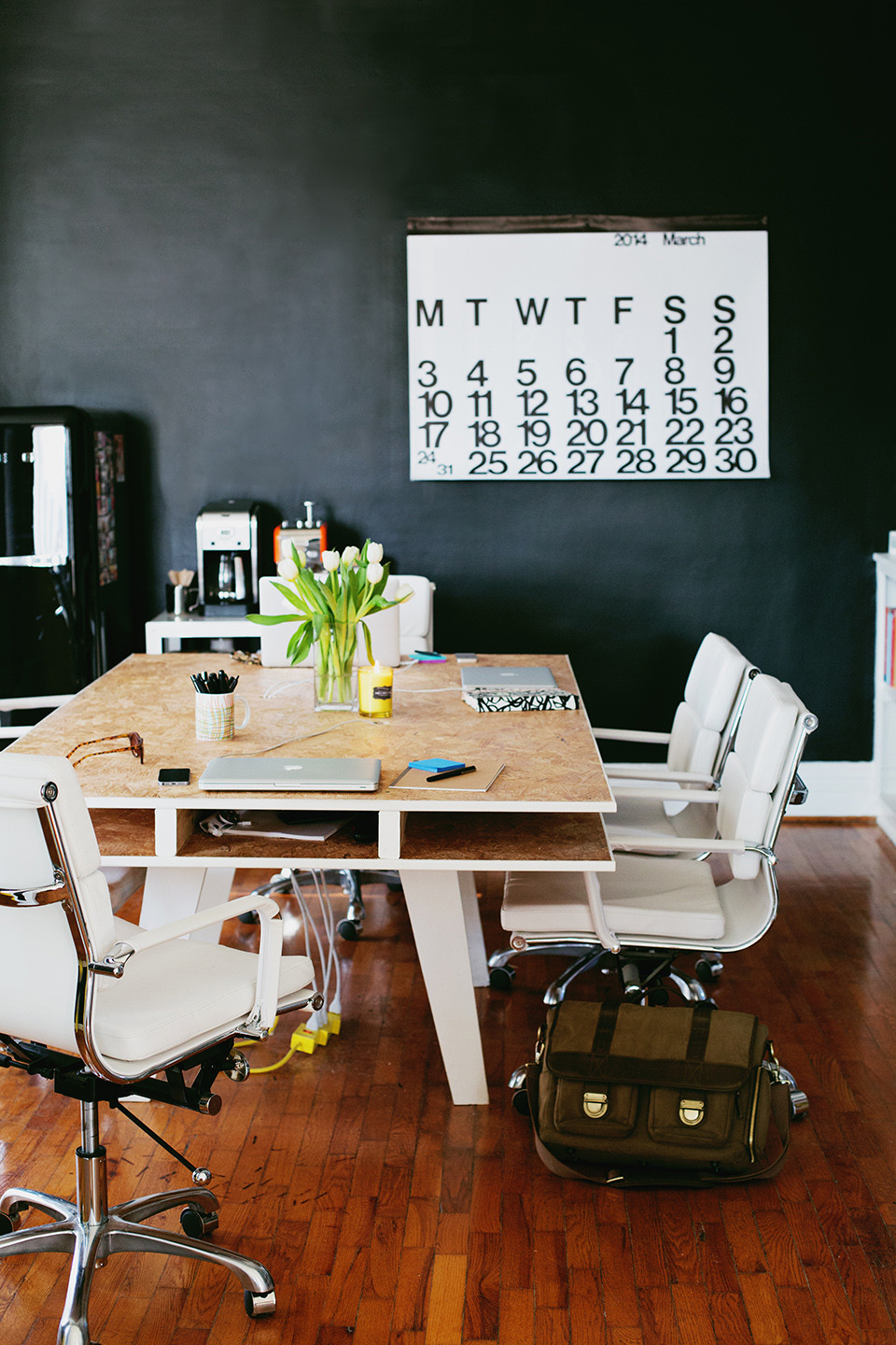 Best ideas about DIY Office Desks . Save or Pin DIY Our fice Desk A Beautiful Mess Now.