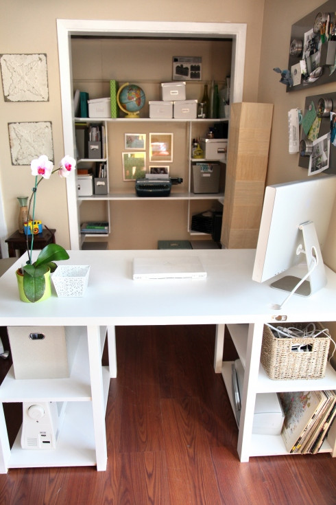 Best ideas about DIY Office Desks . Save or Pin Best DIY Projects For Your Home fice Entirely Eventful Day Now.
