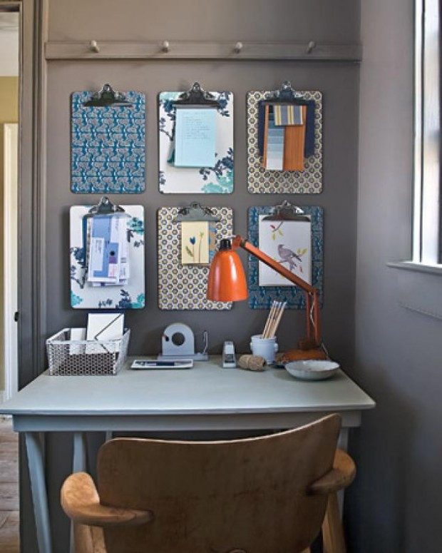 Best ideas about DIY Office Organizers . Save or Pin 18 Great DIY fice Organization and Storage Ideas Style Now.