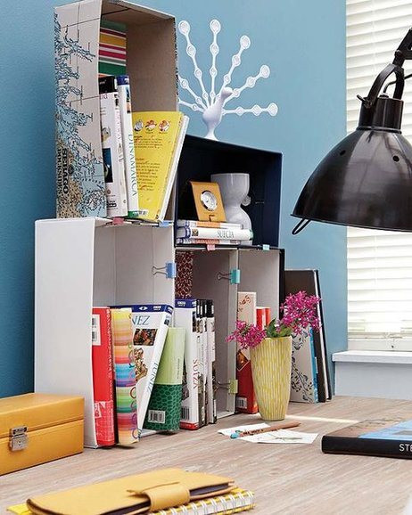 Best ideas about DIY Office Organizers . Save or Pin 20 Awesome DIY fice Organization Ideas That Boost Efficiency Now.