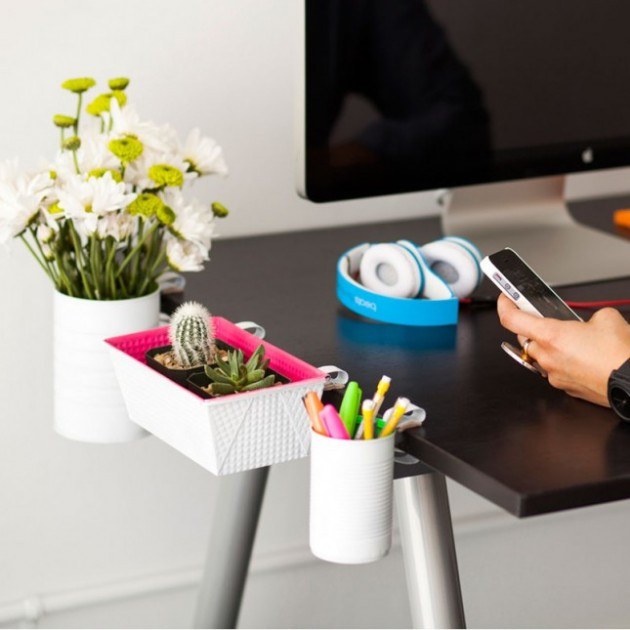 Best ideas about DIY Office Organizers . Save or Pin 31 Helpful Tips and DIY Ideas For Quality fice Organisation Now.