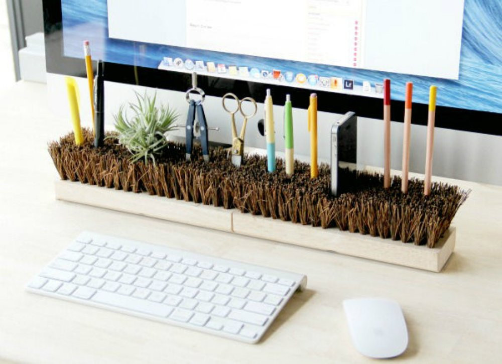 Best ideas about DIY Office Organizers . Save or Pin DIY Organization 11 Clutter Busting DIYs Bob Vila Now.