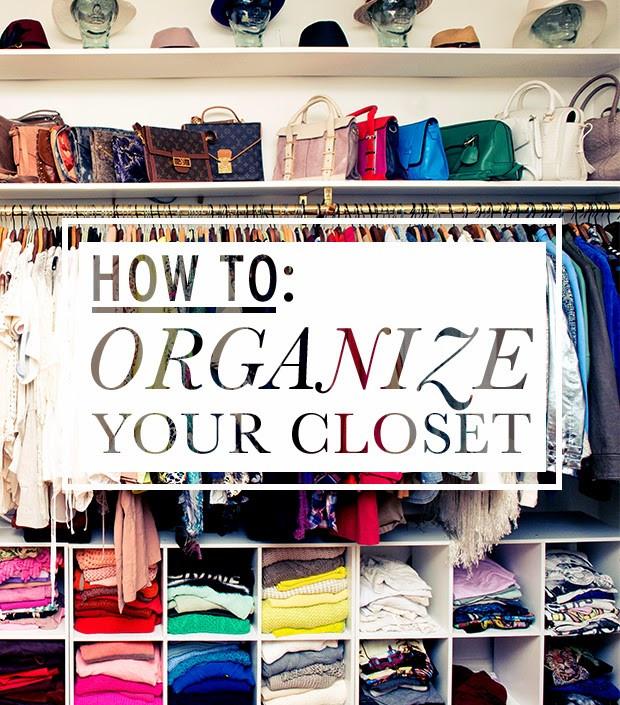 Best ideas about DIY Organize Closet . Save or Pin 15 Pretty DIY Closet Organization Ideas Ali Adores Now.