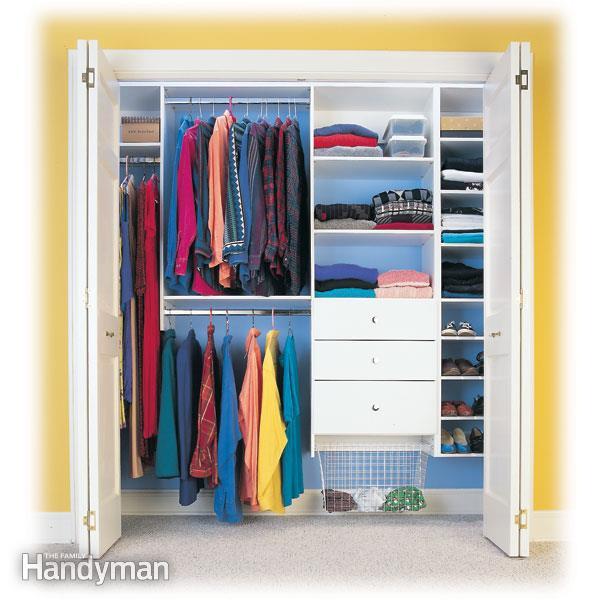 Best ideas about DIY Organize Closet . Save or Pin How to Organize Your Closet Custom Designed Closet Now.