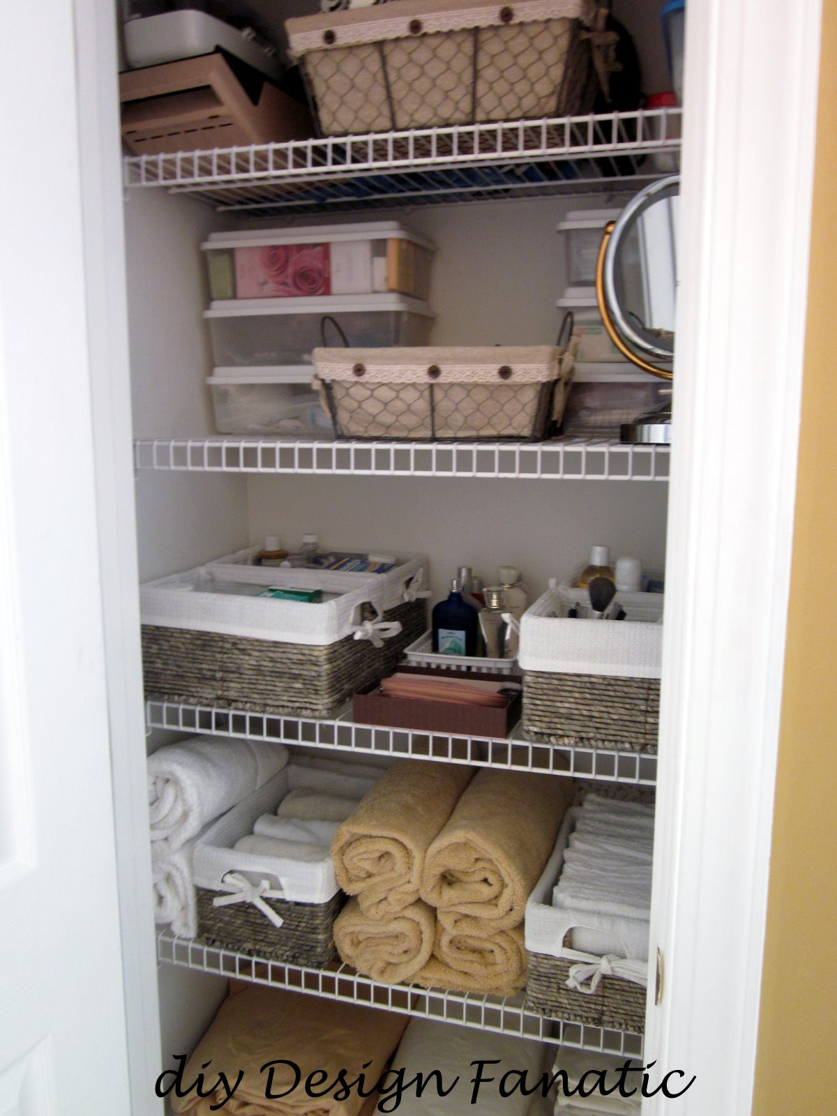 Best ideas about DIY Organize Closet . Save or Pin organization Now.