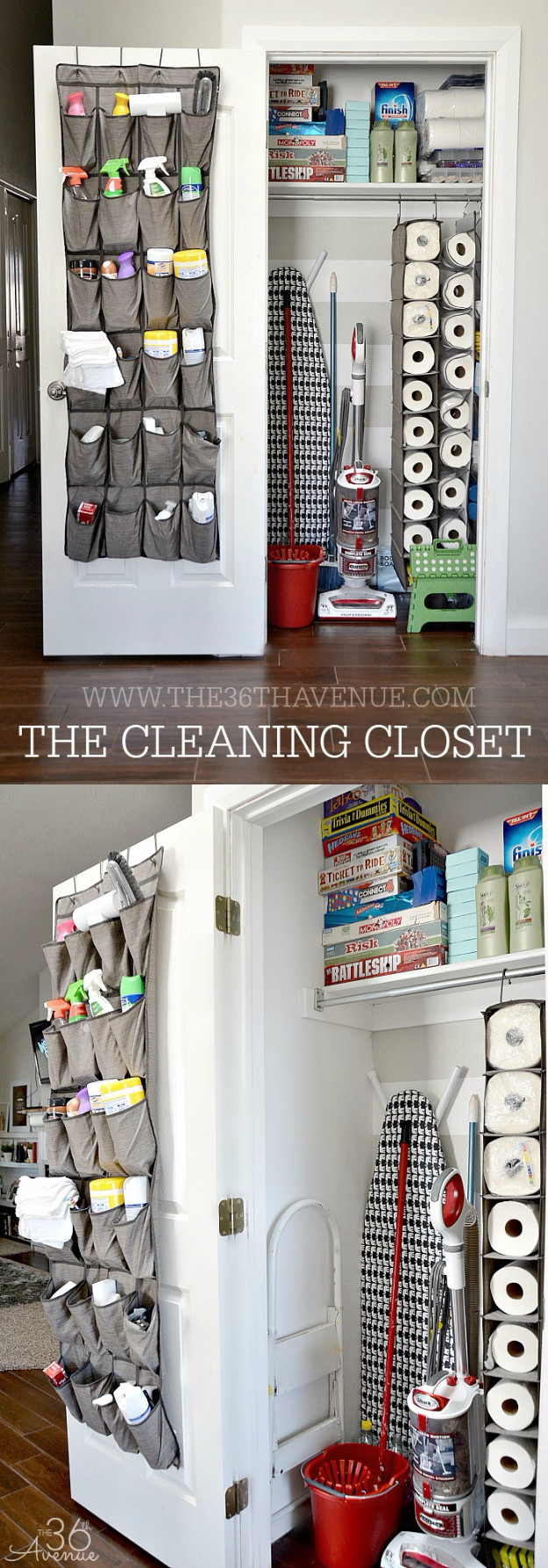 Best ideas about DIY Organize Closet . Save or Pin 31 Best DIY Organizing Ideas for the New Year Now.