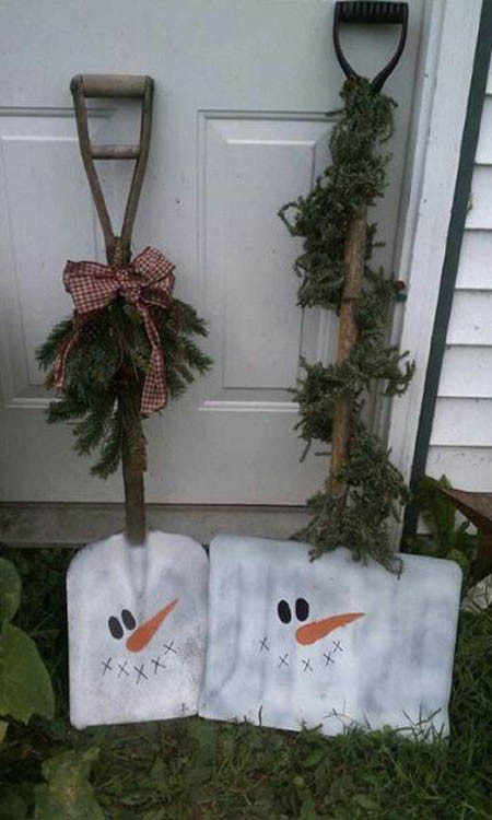 Best ideas about DIY Outdoor Christmas Decorations . Save or Pin Diy Christmas outdoor decorations ideas Little Piece Me Now.