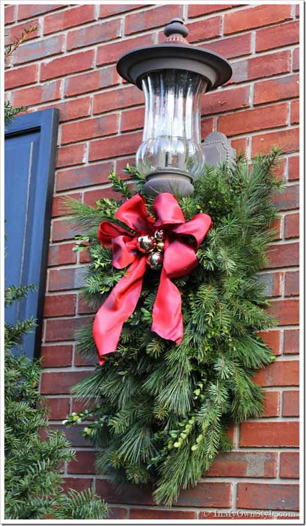 Best ideas about DIY Outdoor Christmas Decorations . Save or Pin DIY Christmas Decorations Christmas Celebration All Now.