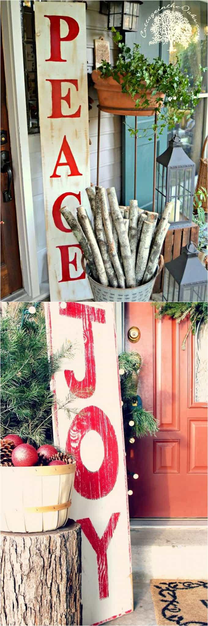 Best ideas about DIY Outdoor Christmas Decorations . Save or Pin Gorgeous Outdoor Christmas Decorations 32 Best Ideas Now.